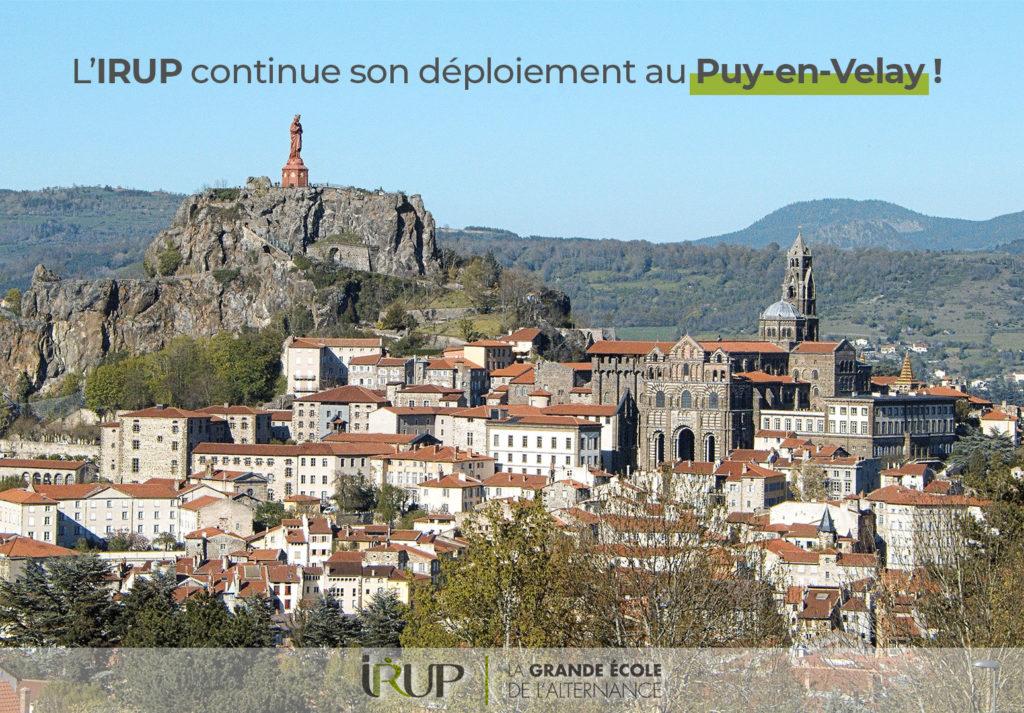 IRUP se déploie au Puy en Velay