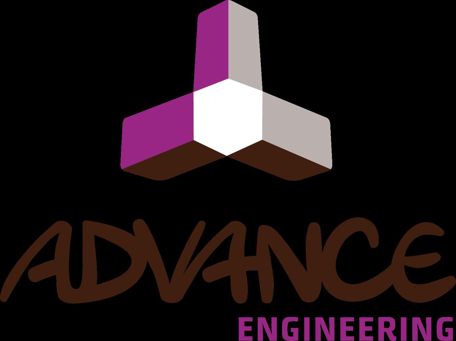 Logo_ADVANCE_quadri_marron-violet
